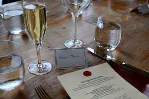 The Wedding Feast at The Duck and Waffle