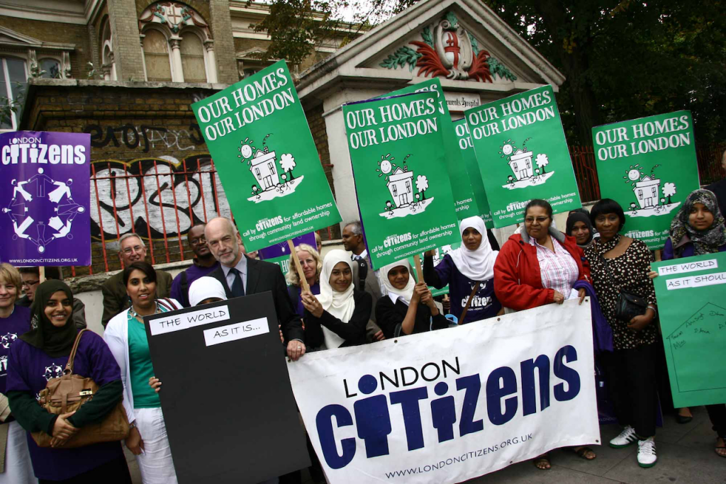 London faces an affordable homes housing crisis, low cost ethical homes could make the difference.