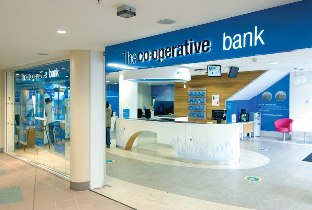 The Co-operative Bank has just declared a return to more ethical banking.