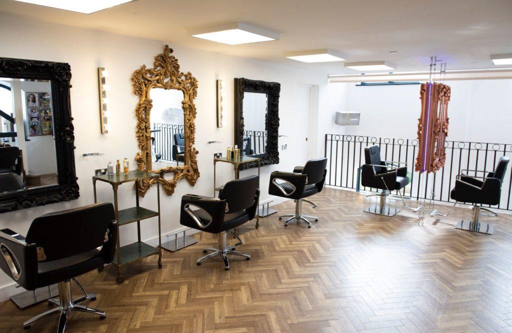Tabitha James Kraan hair salon 4