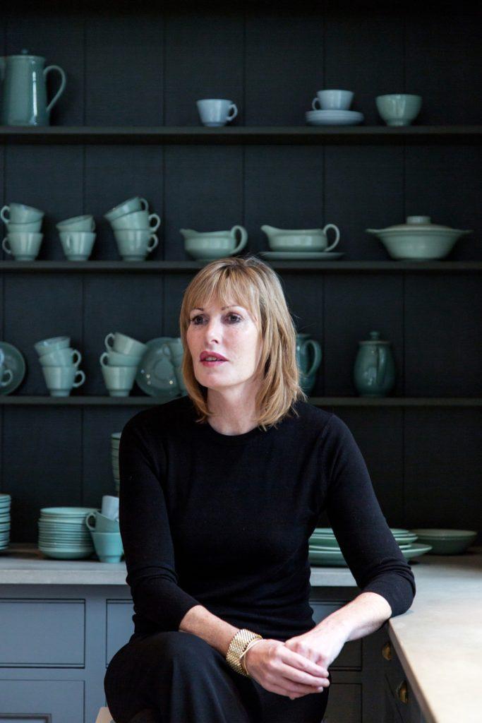 Chef Skye Gyngell by Carol Sachs