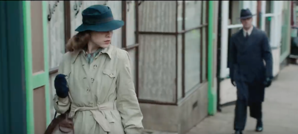 Sophie Cookson in the Spy Film Red Joan