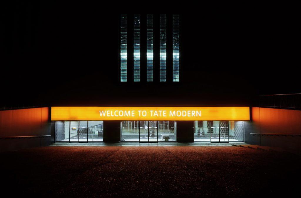 The Tate Modern - By Marc Ruaix