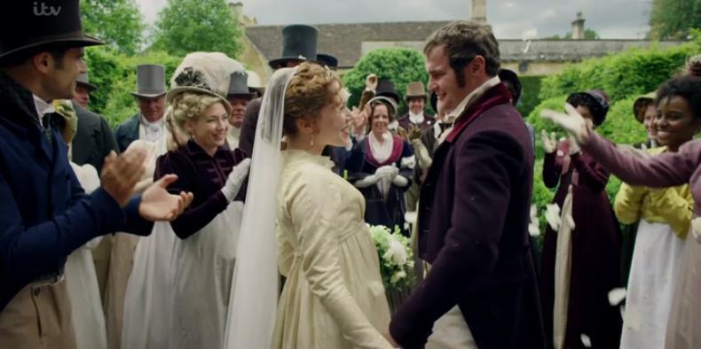 Esther and Babington Marry, Sanditon