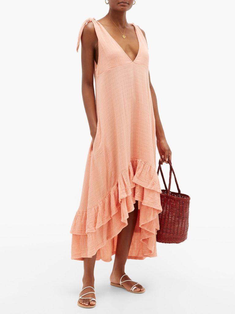 Anneka Dress
