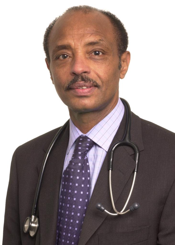 Dr Sharief Ibrahim FRCP