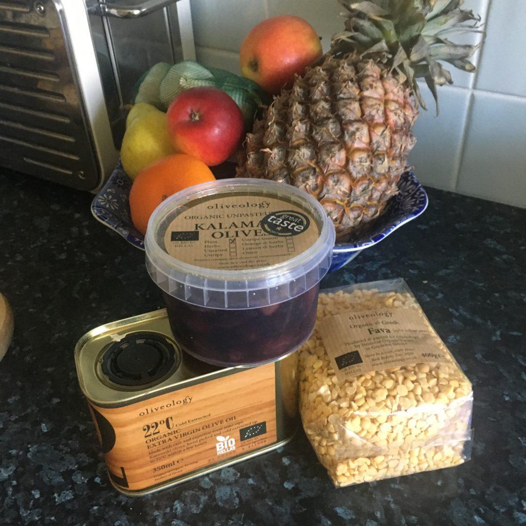 Real Mediterranean Diet
