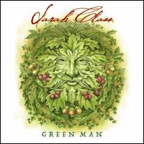 Green Man By Sarah Class