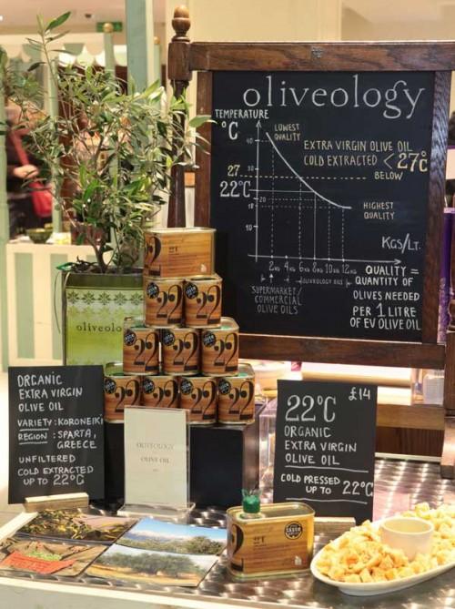 Oliveology Organic Greek Food