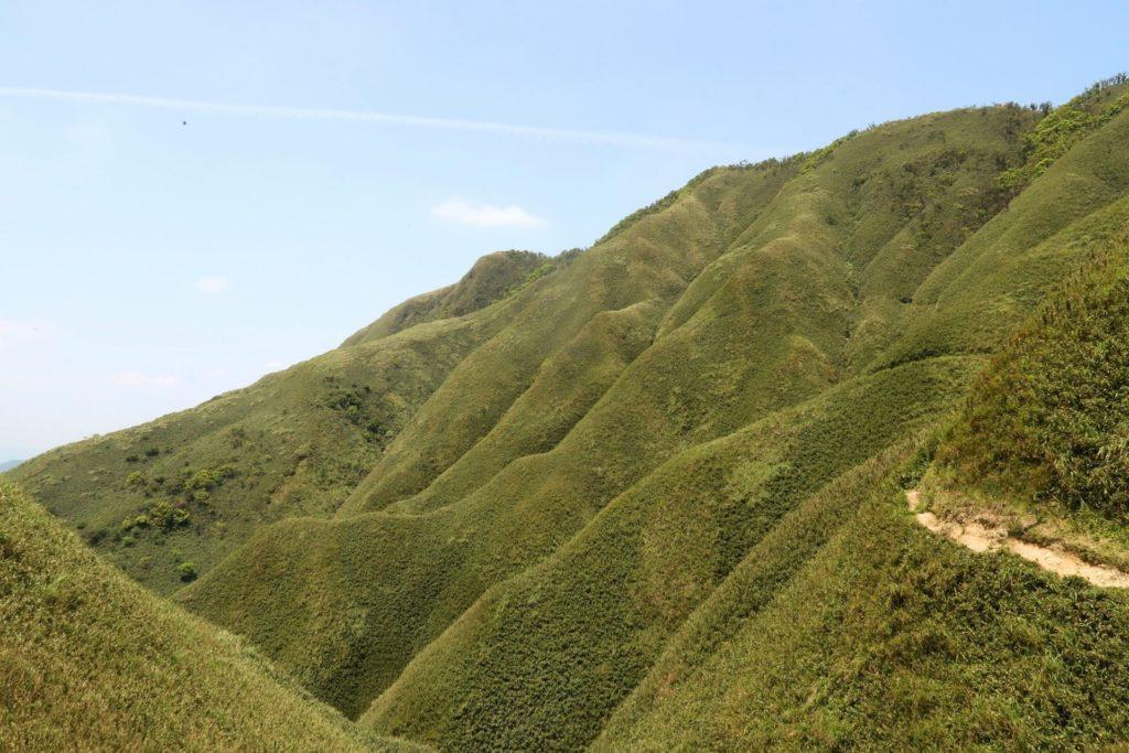 Hiking Trail,Matcha Mountain, China.